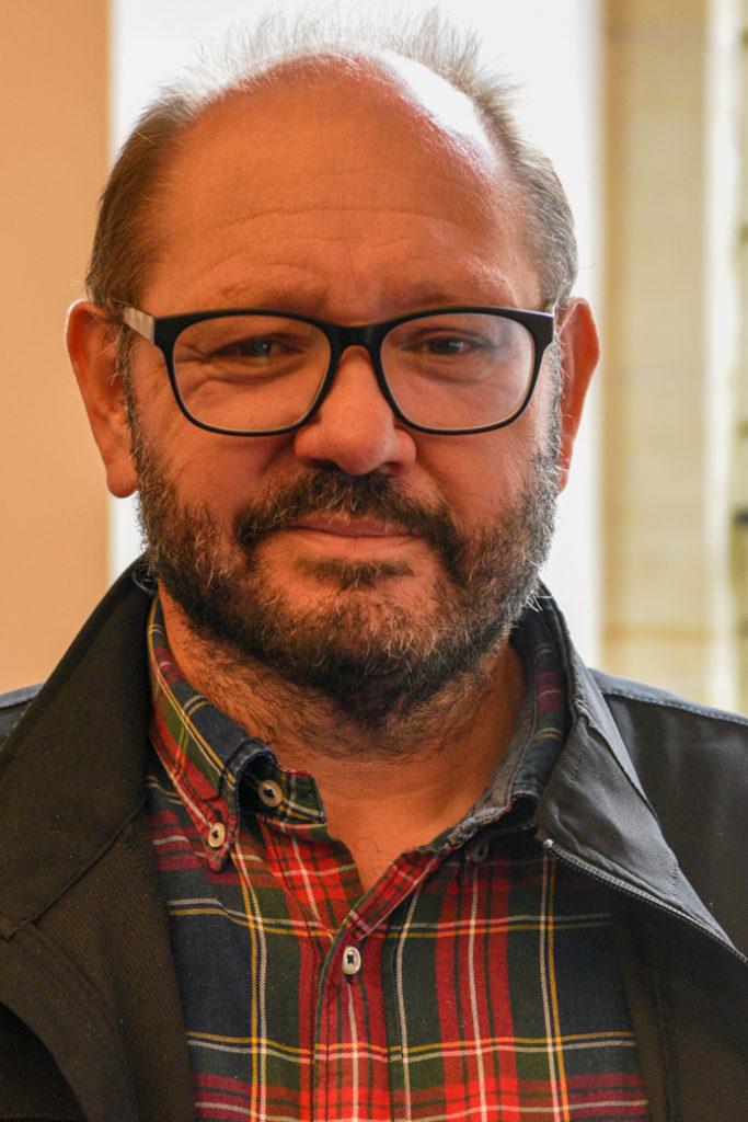 Rev. Marc Bircham