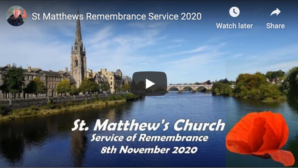 Remembrance Sunday - watch online